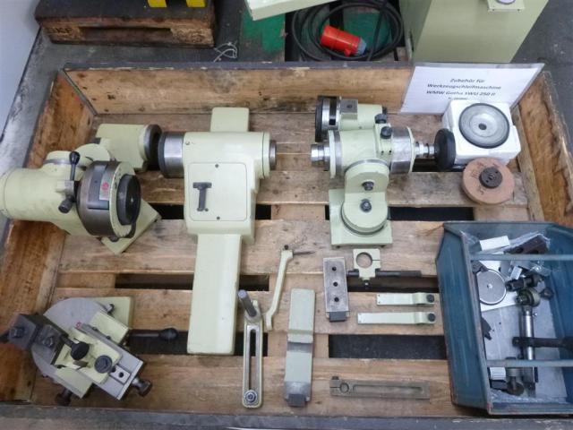 WMW GOTHA Werkzeugschleifmaschine SWU 250 II - 6