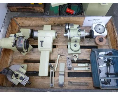 WMW GOTHA Werkzeugschleifmaschine SWU 250 II - Bild 6