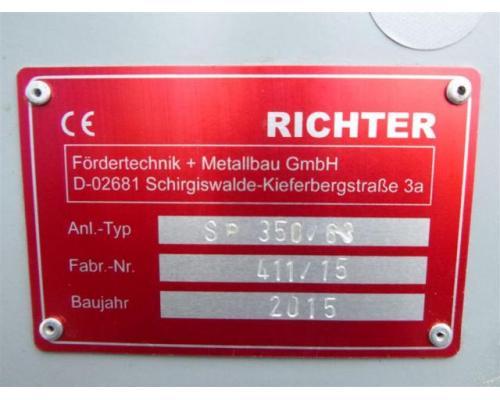 Richter Fördertechnik Späneförderer SP 350-63 - Bild 3