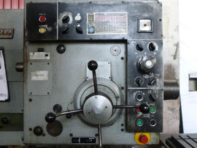 TOS Tischbohrwerk WHN 9B - 3