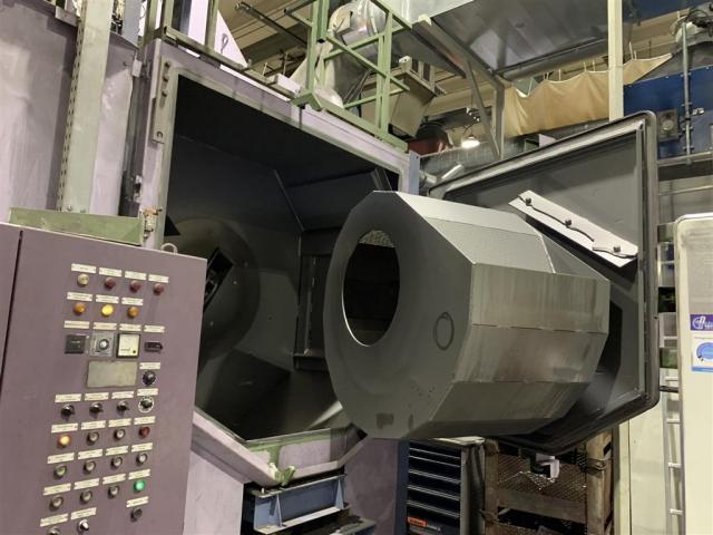 Schlickrotojet-Wheelabrator USF Berger Strahlanlage PT 1 - WW312/380/15 - 4