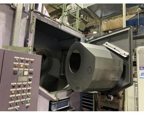 Schlickrotojet-Wheelabrator USF Berger Strahlanlage PT 1 - WW312/380/15 - Bild 4
