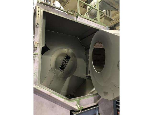 Schlickrotojet-Wheelabrator USF Berger Strahlanlage PT 1 - WW312/380/15 - 5