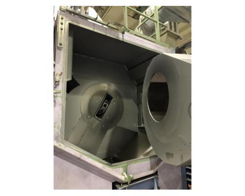 Schlickrotojet-Wheelabrator USF Berger Strahlanlage PT 1 - WW312/380/15 - Bild 5
