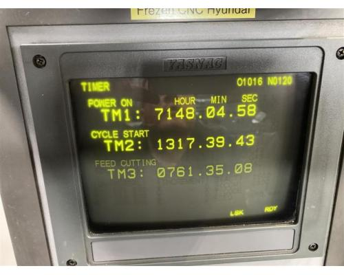 Hyundai Bearbeitungszentrum - Vertikal SPT-V100 - Bild 3