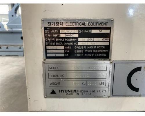 Hyundai Bearbeitungszentrum - Vertikal SPT-V100 - Bild 4