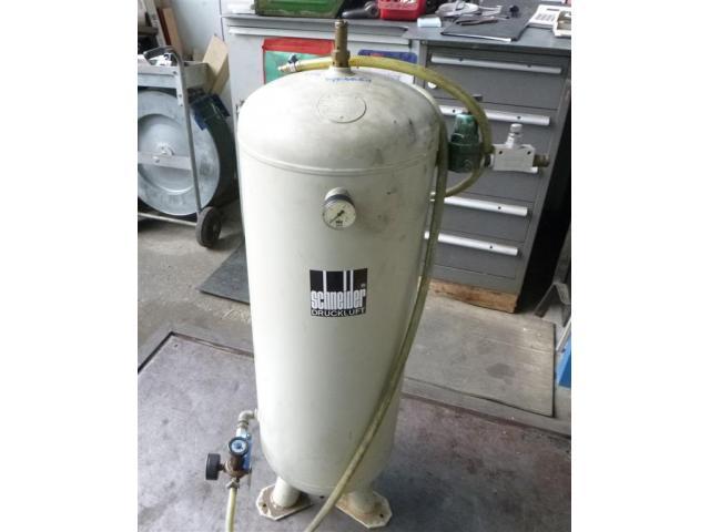 Schneider Druckluft Luftkessel BWB 90 - 1