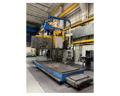 Droop & Rein Bettfräsmaschine - Vertikal LFAS 1800Kc - Bild 2