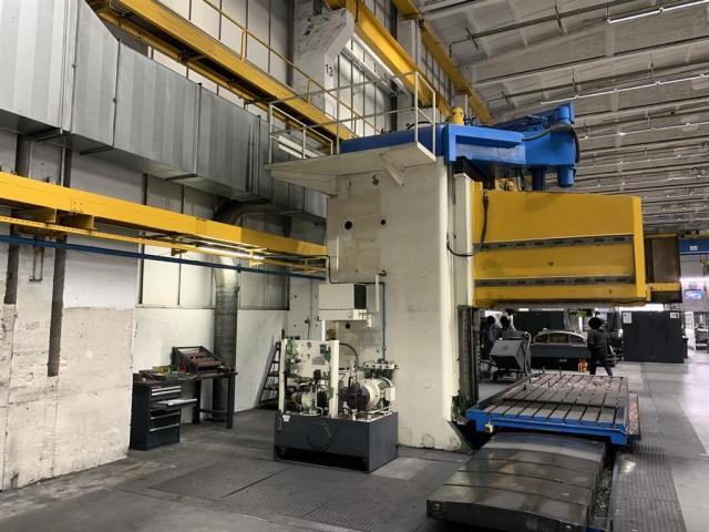 Droop & Rein Bettfräsmaschine - Vertikal LFAS 1800Kc - 3