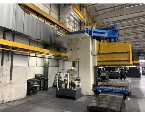 Droop & Rein Bettfräsmaschine - Vertikal LFAS 1800Kc - Bild 3