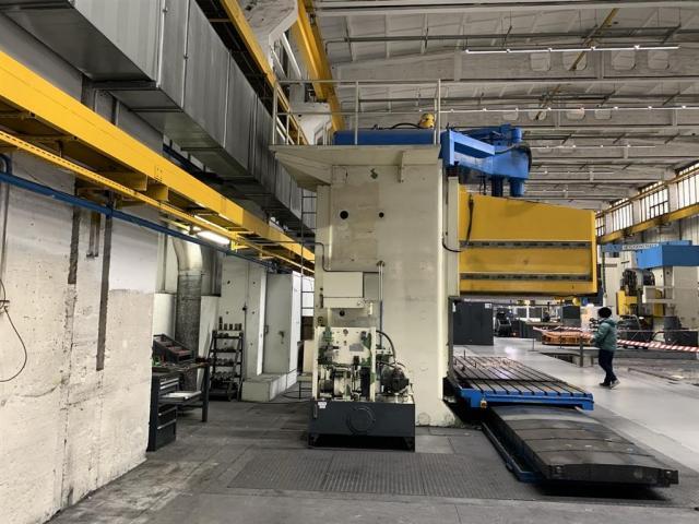 Droop & Rein Bettfräsmaschine - Vertikal LFAS 1800Kc - 4