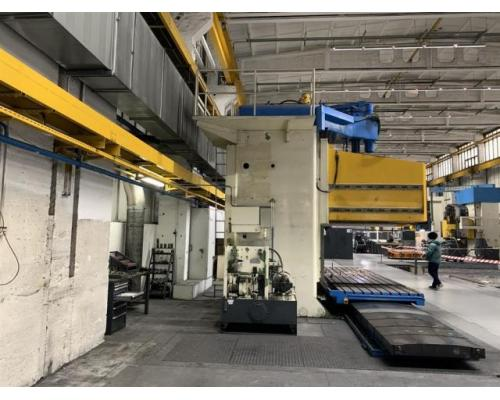 Droop & Rein Bettfräsmaschine - Vertikal LFAS 1800Kc - Bild 4