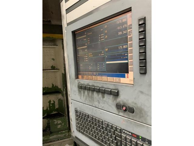 Droop & Rein Bettfräsmaschine - Vertikal LFAS 1800Kc - 5