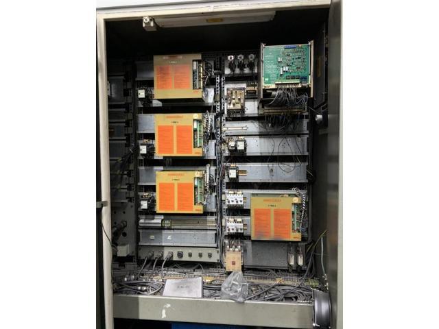 Droop & Rein Bettfräsmaschine - Vertikal LFAS 1800Kc - 6
