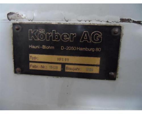 Blohm Flachschleifmaschine HFS 9V - Bild 4