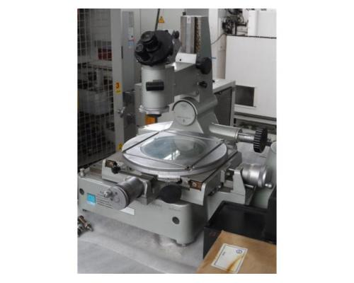 Carl Zeiss Jena Mikroskop - Bild 2
