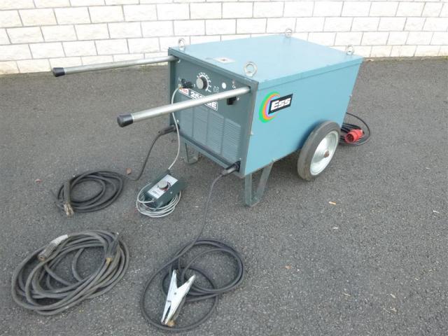 ESS Schweißtechnik Schweißanlage 250 GE - 1