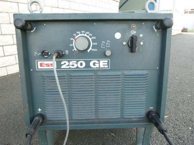 ESS Schweißtechnik Schweißanlage 250 GE - 3