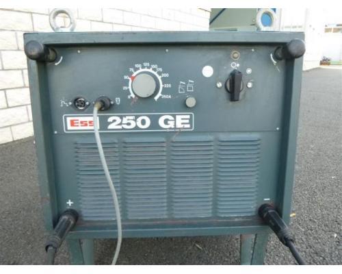 ESS Schweißtechnik Schweißanlage 250 GE - Bild 3
