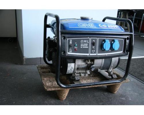 CMI Generator C-G 2000 - Bild 1