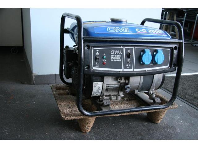 CMI Generator C-G 2000 - 4
