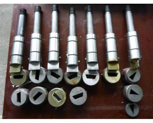 Salvagnini Abkantwerkzeuge div. Werkzeugformen - Bild 3