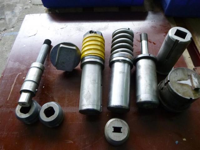 Salvagnini Abkantwerkzeuge div. Werkzeugformen - 4