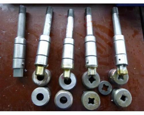 Salvagnini Abkantwerkzeuge div. Werkzeugformen - Bild 6