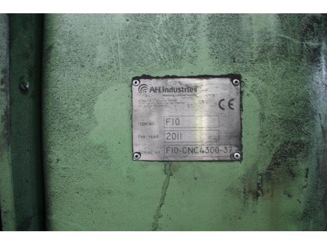Titan Umaro Karusselldrehmaschine - Doppelständer SC 43 - F10 - 2