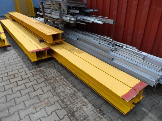 Stahl Brückenlaufkran - Zweiträger ZD-A 20-5,0 E - 4