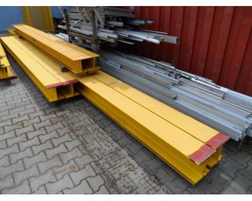 Stahl Brückenlaufkran - Zweiträger ZD-A 20-5,0 E - Bild 4