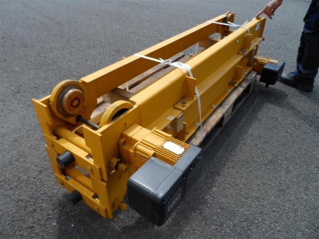 Stahl Brückenlaufkran - Zweiträger ZD-A 20-5,0 E - 6