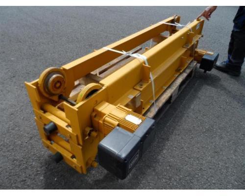 Stahl Brückenlaufkran - Zweiträger ZD-A 20-5,0 E - Bild 6