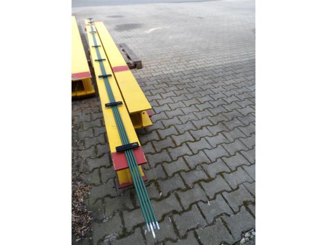 Stahl Brückenlaufkran - Einträger T510-10/1,7 M2/1 - 2