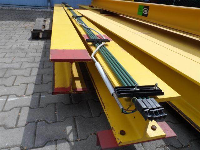 Stahl Brückenlaufkran - Einträger T510-10/1,7 M2/1 - 3
