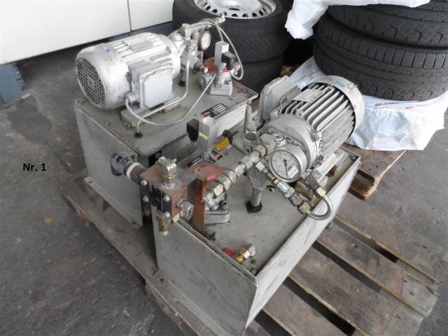 Herion Hydraulikaggregat - - 2