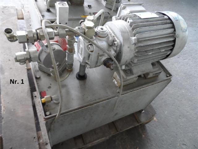 Herion Hydraulikaggregat - - 3