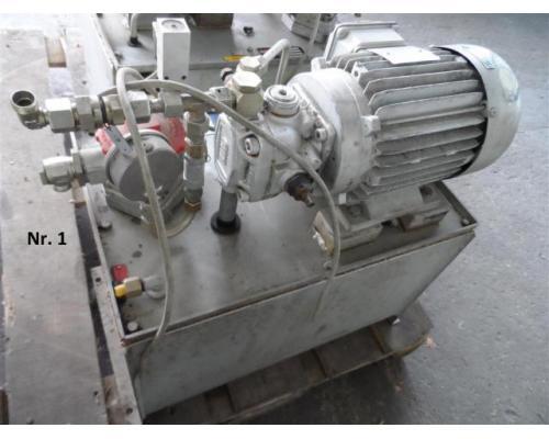 Herion Hydraulikaggregat - - Bild 3
