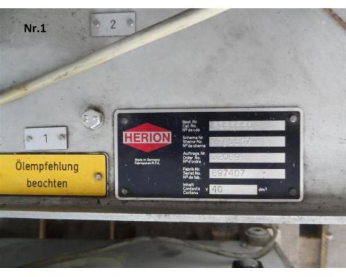 Herion Hydraulikaggregat - - Bild 4
