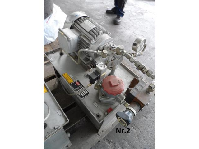 Herion Hydraulikaggregat - - 6