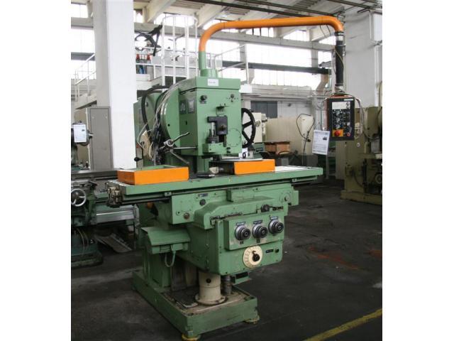 WMW Heckert Fräsmaschine - Vertikal FSS 315 V/2 - 1