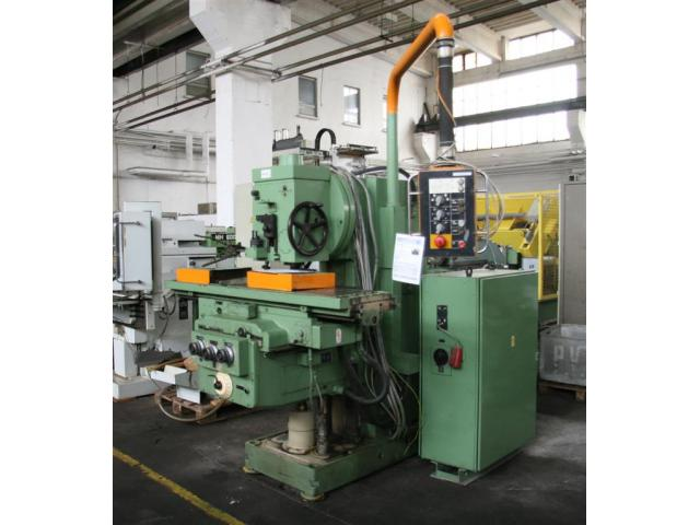 WMW Heckert Fräsmaschine - Vertikal FSS 315 V/2 - 2