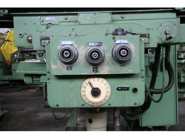 WMW Heckert Fräsmaschine - Vertikal FSS 315 V/2 - 3