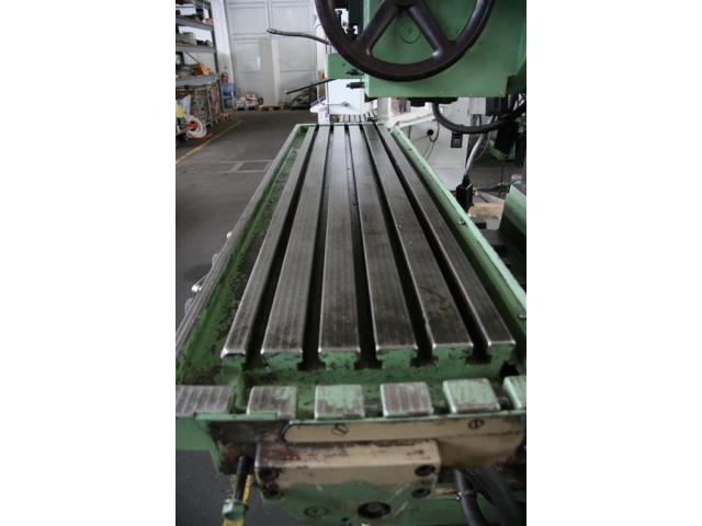 WMW Heckert Fräsmaschine - Vertikal FSS 315 V/2 - 4