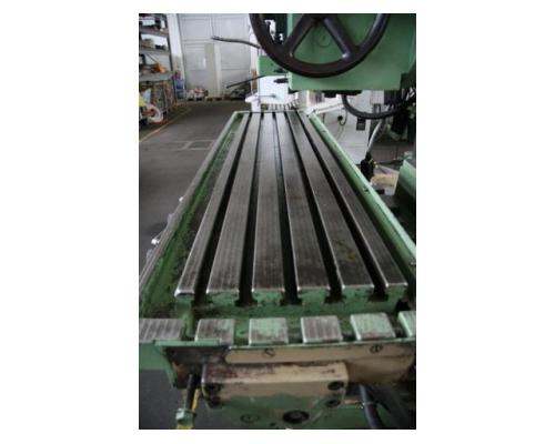 WMW Heckert Fräsmaschine - Vertikal FSS 315 V/2 - Bild 4
