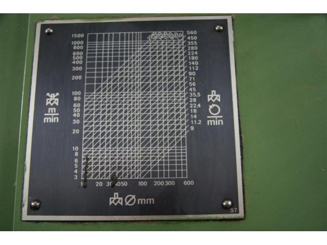 WMW Heckert Fräsmaschine - Vertikal FSS 315 V/2 - 6