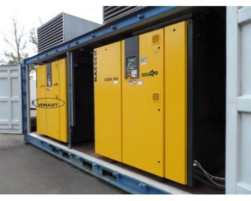 Kaeser Schraubenkompressor CSDX 162 - Bild 1