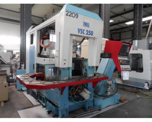 EMAG Vertikaldrehmaschine VSC 250 - Bild 6