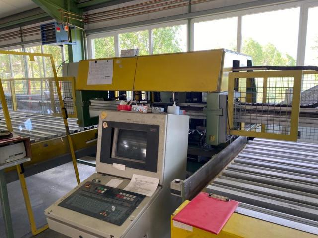 Ingenierbüro Maschinenbau GmbH  BJM  CNC-Fensterfertigungsanlage RF-9L / H - 1