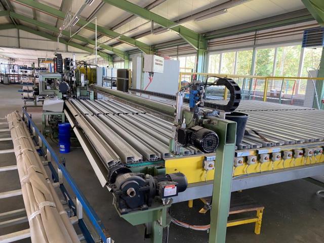 Ingenierbüro Maschinenbau GmbH  BJM  CNC-Fensterfertigungsanlage RF-9L / H - 3